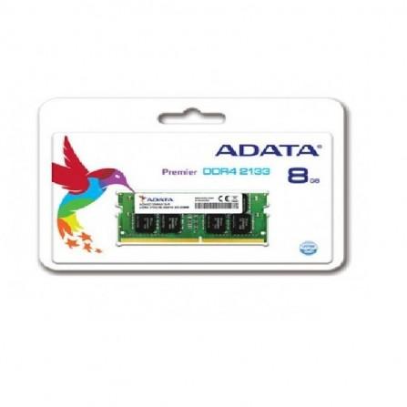 Barette Mémoire ADATA 8GO DDR4 pour PC Portable
