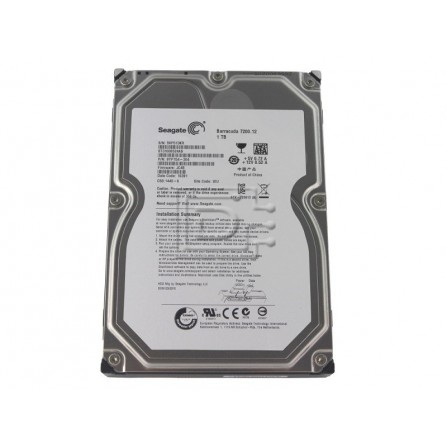 "Disque Dur Interne 3.5"" Seagate Barracuda 1 To"