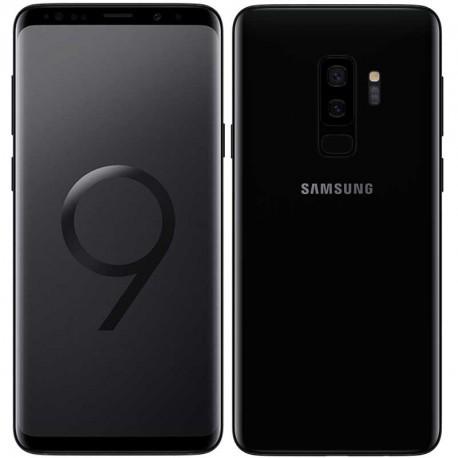 Samsung S9 Plus Sm G965 Black 4g Noir Tunisie Technopro