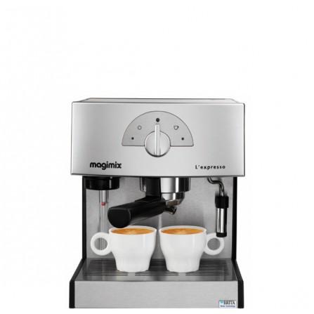Cafetière expresso Magimix 1260 Watt 1,8L - Chrome (11411)