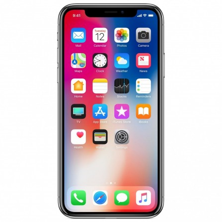 iPhone X 64Go - Silver
