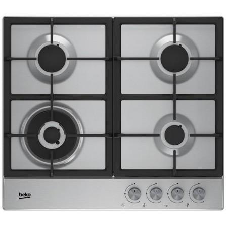 Table de cuisson encastrable BEKO 60 cm HIZG64120X