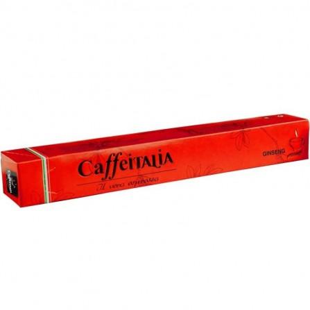Capsule Caffe italia NESPRESSO GINSENG P111G