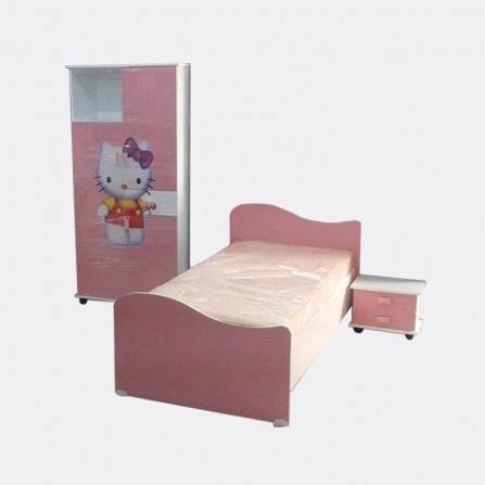 Chambre pour Enfant Hello Kitty CH-E003