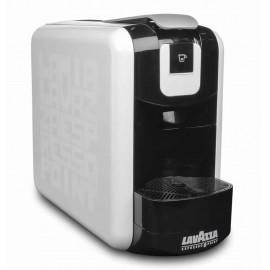 Machine à café 10 capsules Lavazza 1200 Watt 0,75L - Blanc (EPMINI-BLANC)