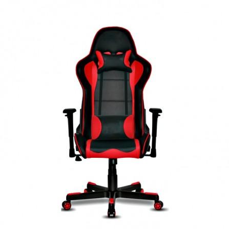 Fauteuil Super Gamer Noir et Rouge