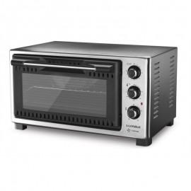 Four électrique Luxell 1650 Watt 45L - Inox (LX13675)