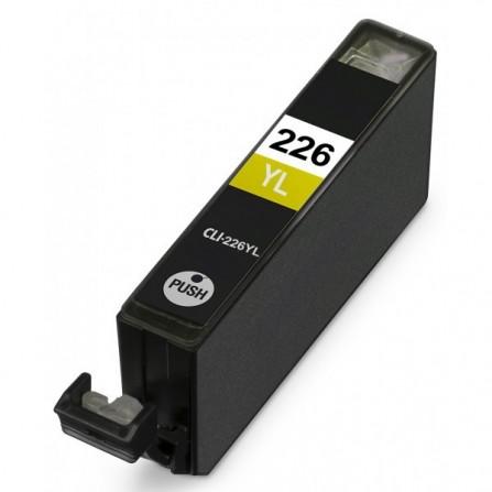 Cartouche Canon CLI-226 YL Jaune