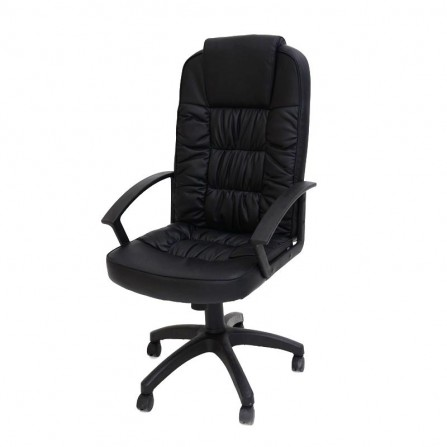 Chaise de direction RELAX Noir CD-RELAX-NDH