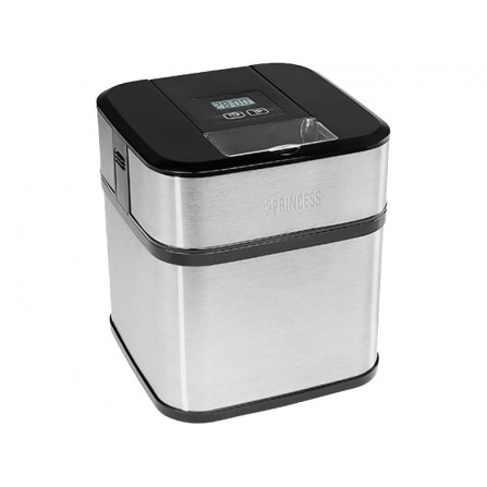 Sorbetière PRINCESS à accumulateur de froid 1,5 L W Silver  (282605)