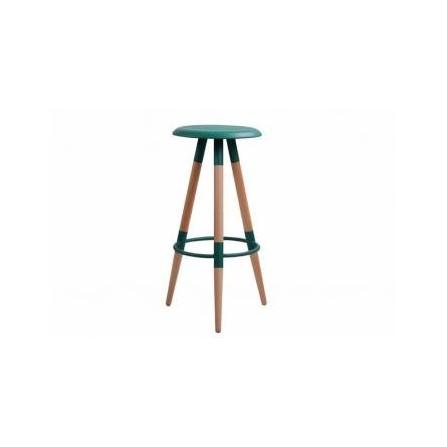 Tabouret MILO Vert GD-0001621-H78