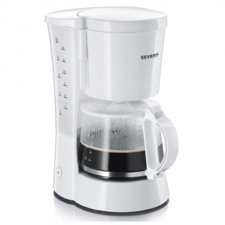 Cafetière électrique SEVERIN 800 Watt - Blanc (KA4478)