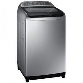 Machine à laver top load Samsung  12kg - Silver (WA12J5730SS)