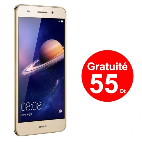 Prix Telephone Portable Huawei Y6 Ii 4g Gold Gratuite 55dt Tunisie