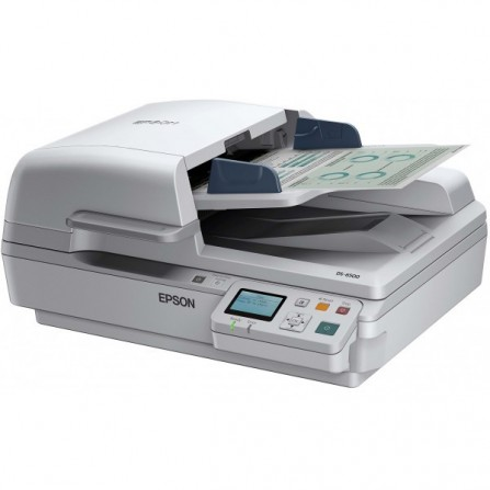 Scanner Epson WorkForce DS-6500N - B11B205231BT