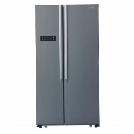 Réfrigérateur side by side Telefunken No Forst 562L - Inox (FRIG.TLF2-66N )