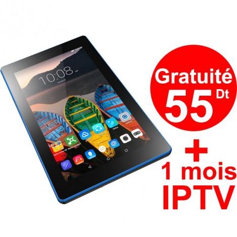 """Tablette Lenovo TAB3 7"""" / 4G / Noir"""