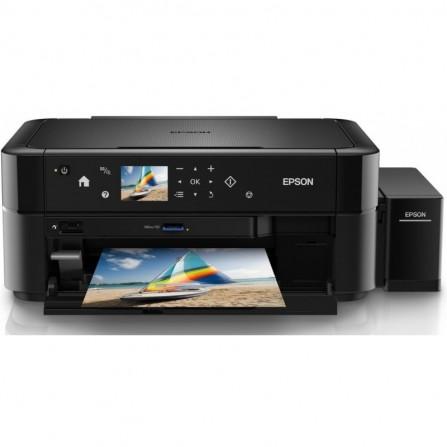 Imprimante Multifonction couleur 4en1 à réservoir intégré Epson L565 / Wifi & Ethernet
