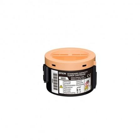 Toner Adaptable EPSON Laser C13S050652A Noir