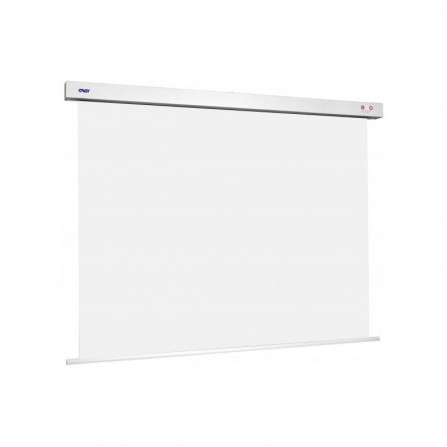 Ecran de projection motorisé ORAY square pro 200x200cm - Blanc (SQ1B1200200)