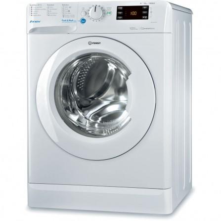 Machine à laver INDESIT 7 kg Blanc BWA71252WEU