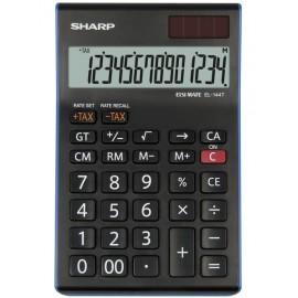 Calculatrice Sharp EL-144T-BL(EL-144T-BL)