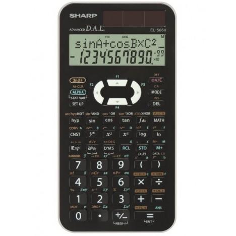 Calculatrice Scientifique EL-506XW