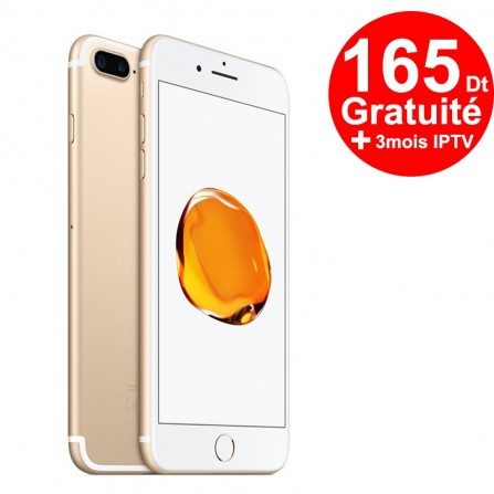 Apple iPhone 7 Plus / 32 Go / Gold