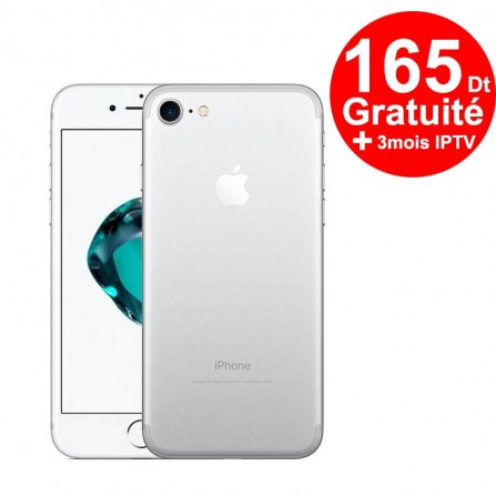 Apple iPhone 7 Plus / 32 Go / Silver