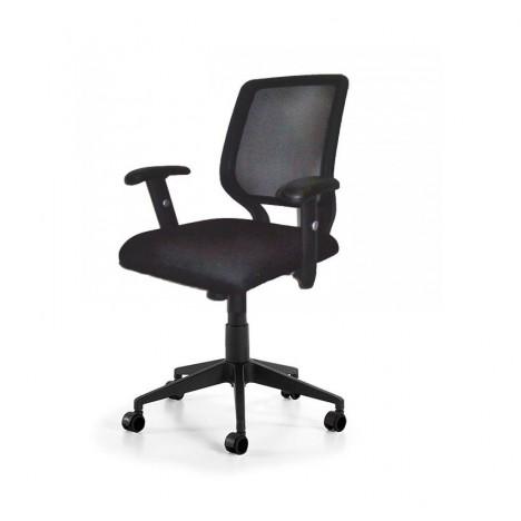 Chaise Visiteur ISO Noir
