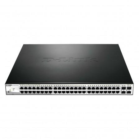 Commutateur D-Link DGS1210-52/E 48 Port 10/100/1000 + 4 SFP