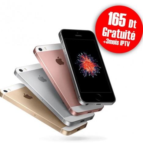 c655c867f0ccb4 Prix Apple iphone SE /16 go/OR Gold Tunisie - Technopro