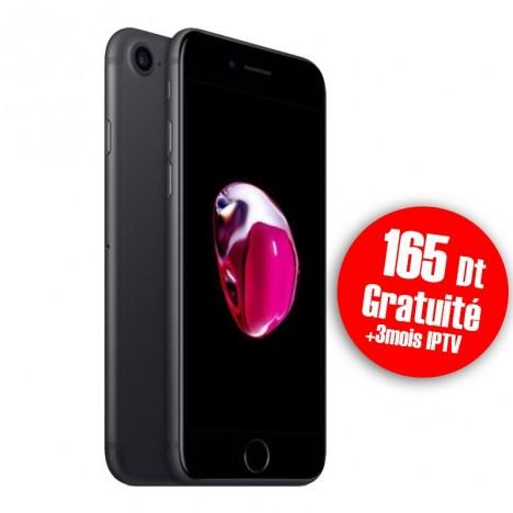 Téléphone Portable Apple iPhone 7 Plus / 128 Go / Noir