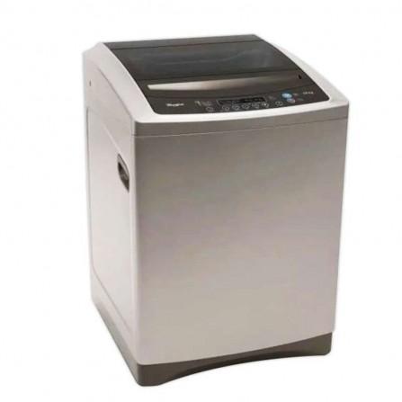 Machine à Laver Top Load WHIRLPOOL 10.5 Kg Automatique Silver WTL1000FRSL