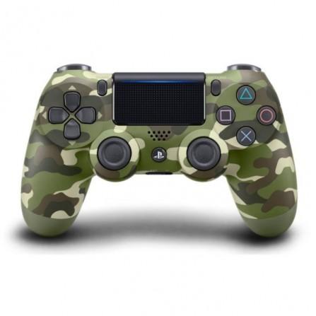 Manette Sony Sans Fil pour PS4 / Camouflage
