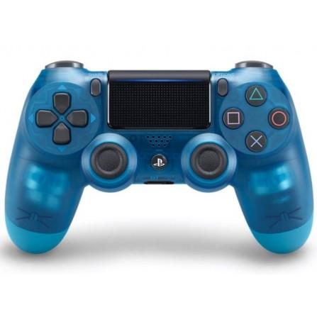 Manette Sony Sans Fil pour PS4 V2 | Crystal Bleu