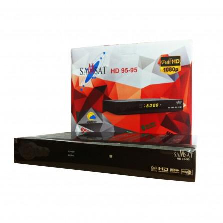 Récépteur Samsat 95-95 Full HD+2 Ans IPTV + 1 an Sharing