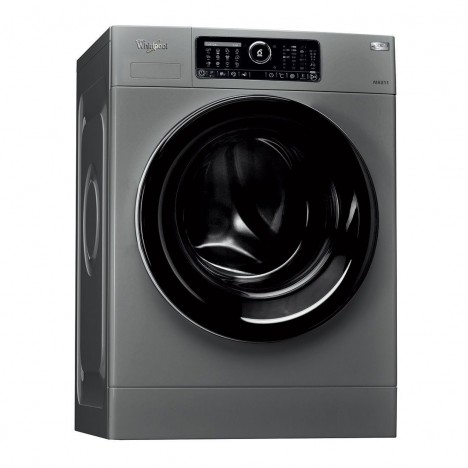 Machine à laver Whirlpool 11 KG 6éme Sens 1400 trs/Min Silver ( FSCM 11430 SL )