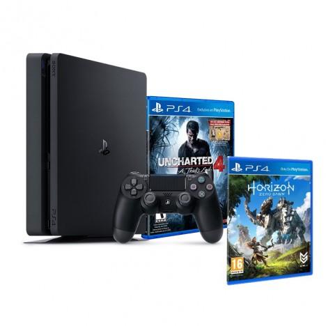 Sony PlayStation 4 / 500 Go + 2 Jeux
