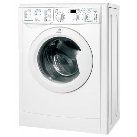 Machine à laver frontale avec afficheur Indesit 6Kg - Blanc (IWND-61252-C-ECO-EU)
