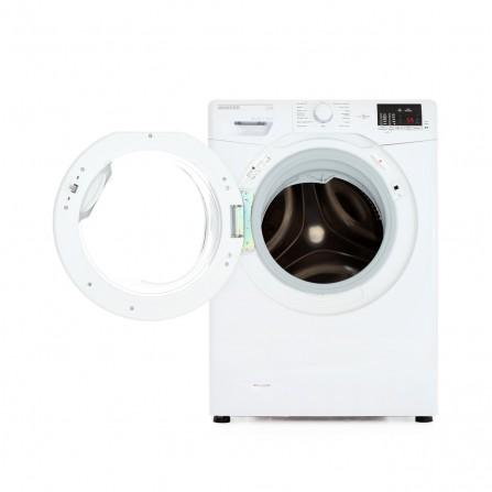 Machine à laver automatique HOOVER 9 Kg blanc 1400 TRS HL1492D3