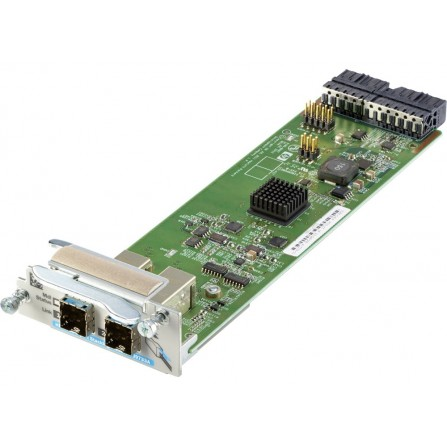 Module d'empilage 2 ports HPE 2920 (J9733A)