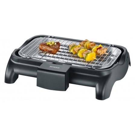 Barbecue électrique Severin 2300 Watt - Noir (PG8510)