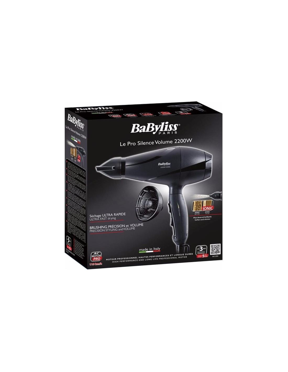 Séche cheveux BABYLISS EXPERT 2100W D322E OXTEK