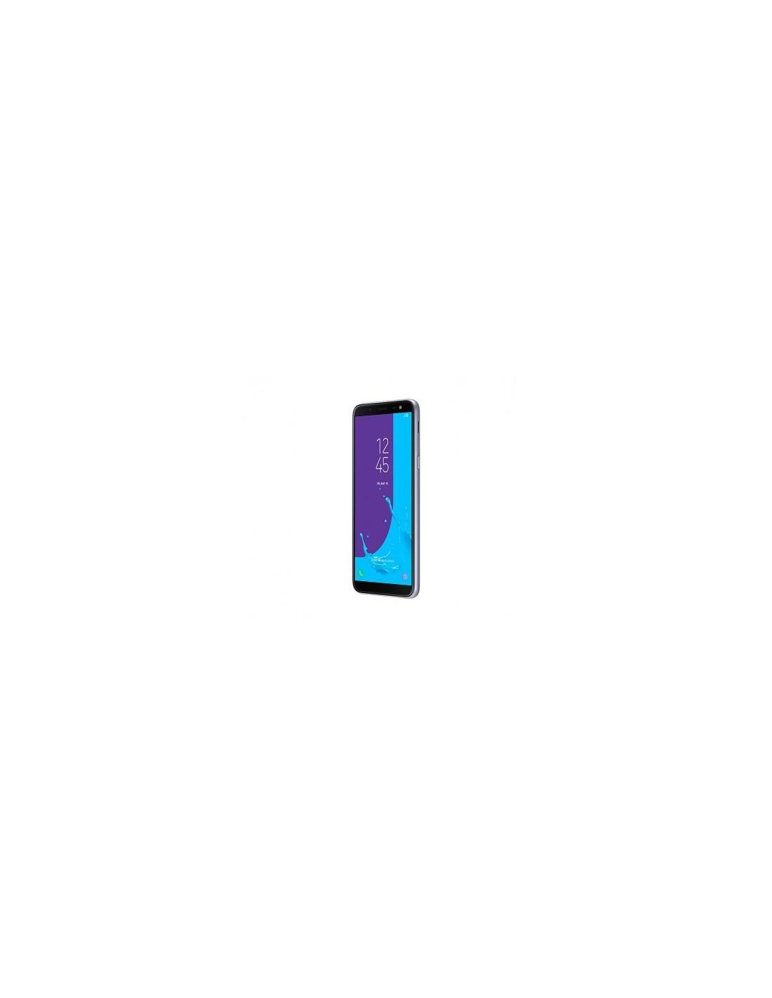 Samsung Galaxy J6 2018 Noir Oxtek