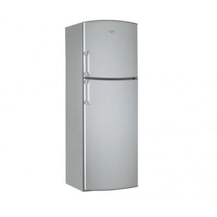 Réfrigérateur Whirlpool DeFrost 405L - Silver (WTE3113TS)