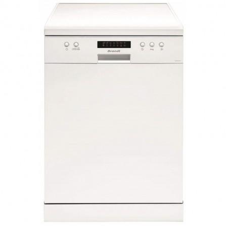 Lave Vaisselle Pose Libre Brandt 13 CouvertsBlancDFH13217W