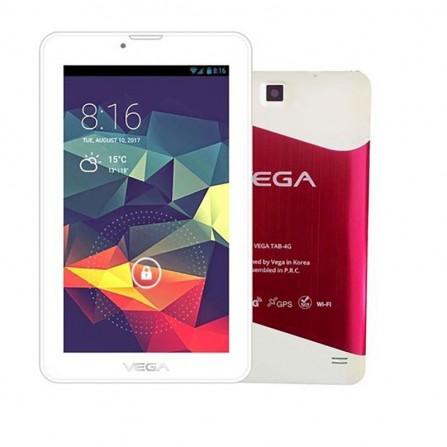 "Tablette VEGA Prestigia 7"" 4G - rouge"
