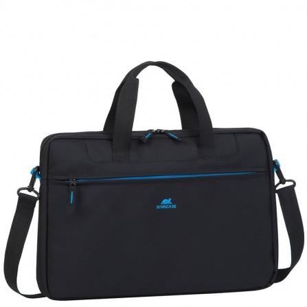 "Sacoche RIVACASE Pour PC Portable 15.6"" Noir (8037)"