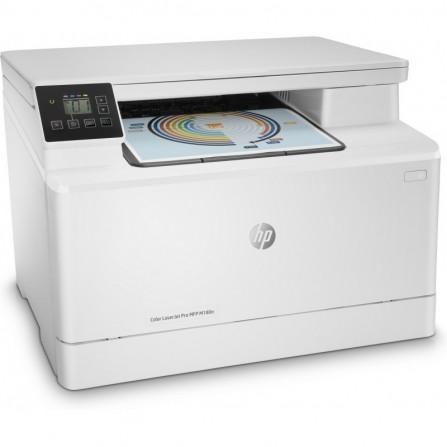 Imprimante Multifonction HP Color LASERJET PRO M180N T6B70A